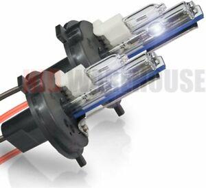 HID-Warehouse HID Xenon  Bulbs - H4 / 9003 10000K - Dark Blue (1 Pair)