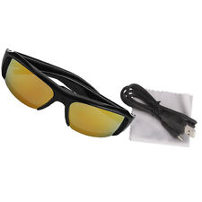 Hd Sunglasses Mini Camera Eyewear Camcorder Dvr Video Recorder Dv Cam Sports 8G