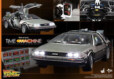 Hot Toys MMS260 Back to The Future Delorean Time Machine