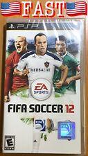 PSP Game, FIFA Soccer 12, PlayStation Portable, EA Sports - SEALED