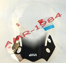 Pare-Brise Spoiler Honda CB 500 X à Partir De 2012 D1121ST Clear 49X35