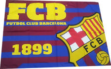bandera oficial barcelona fútbol 100x150 cm oficial flag barcelona messi