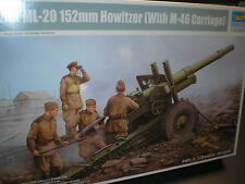 Trumpeter 1/35 Soviet ML-20 152mm Howitzer with M-46 Carriage #02324 #2324