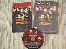 PLAYSTATION 2 PS 2 BUFFY THE VAMPIRE SLAYER CHAOS BLEEDS