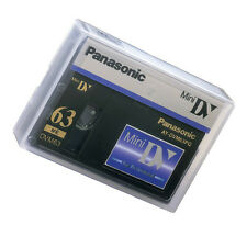 1 Panasonic Pro Mini DV Tape for Canon XL2 XL1 XH A1 A1S GL1 GL2 XL1S camcorder