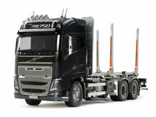 1/14 Tamiya Volvo FH16 Globetrotter 750 6x4 Timber Truck Deck, Unassembled