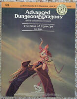 C5 - The Bane of Llywelyn - Advanced Dungeons & Dragons - AD&D TSR (NEAR MINT)