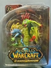 Dc Direct World of Warcraft Series 4 s - Murloc Fish-Eye and Gibbergil Action.