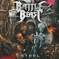 BATTLE BEAST - STEEL  CD HEAVY METAL NEU
