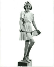 OLIVIA DE HAVILLAND My Love Came Back Orig 1940 10x13 Photo Tennis Wear