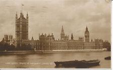 PC23245 London. Houses of Parliament. Judges Ltd. No L440. 1929
