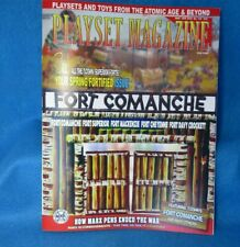 Playset Magazine #101 Project Yankee Doodle Missiles of October