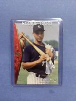 1995 Derek Jeter Upper Deck SP Red Foil Rookie RC #181 Yankees