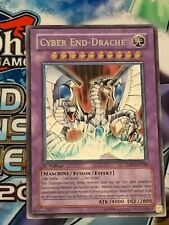 Ultimate Rare Cyber End Dragon 1st Edition Near Mint NM GERMAN!!