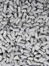 """Ceramic Tumbling Media 4 Lbs. 3/16"""" X 3/8"""" Tumble Tumbler Lapidary Abrasive"""
