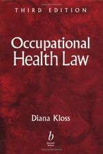 Occupational Health Law by Kloss, Diana Hardback Book The Cheap Fast Free Post