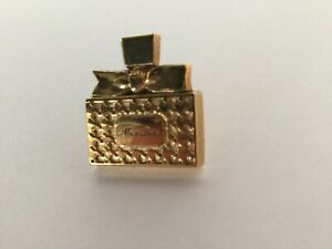 Christian Dior Pin Badge Miss Dior Perfume Bottle X Condition Rare