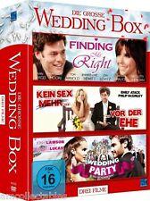 DVD - LA GROSSE WEDDING CAJA - 3-DISC JUEGO - NUEVO / EMBALAJE ORIGINAL