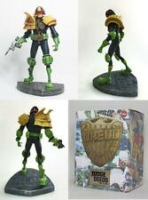 """2000 AD Official JUDGE DREDD 12"""" ARTIST EDITION Statue by MIKE McMAHON LTD Ed"""