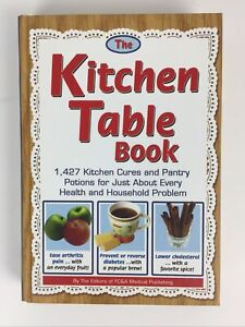 The Kitchen Table Book 1 Hardcover 2009 Editors of FC&A Medical Publishing