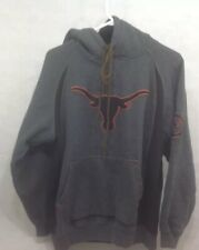 Colosseum Athletics Size M Boys Or Girls University Of Texas Hoodie  S6-3