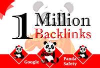 1000000 1 Million SEO  BACKLINKS  ranking keywords search engine optimisation