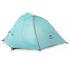 Naturehike 3 Season Camping Tent Double Layer Windproof Waterproof 1 Person Tent