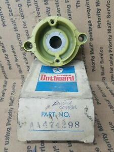 Propeller Shaft Bearing Cage Mercury Chrysler Outboard F2A474298 NOS 474298