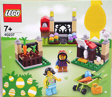 LEGO 40237 Ostereiersuche Mutter Kind Ostereier Hahn Exclusiv RAR NEU Sealed