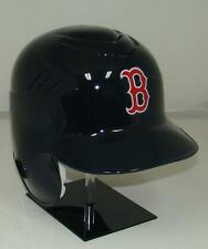 BOSTON RED SOX New Style Coolflo Full Size MLB Lefty Official Batting Helmet-REC