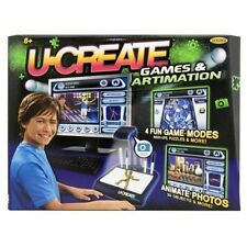 Ucreate Games & Artimation / Digital Game and Puzzle Maker