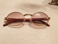 Occhiali Cartier Sully - Wood  Sunglasses Lunettes legno (tag bagatelle giverny)