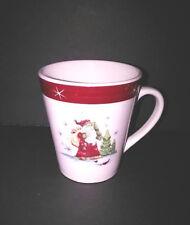 Santa Red Band Made In China Mugs Set of 2 Read Detail Inter-America CX306
