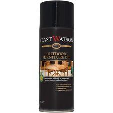 Feast Watson 300g Teak Outdoor Furniture Oil Spray