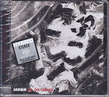 """Japan - Oil On Canvas"" Limited Numbered #0031 Hybrid SACD CD New David Sylvian"