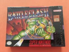Battle Clash (Super Nintendo Entertainment System, 1992)