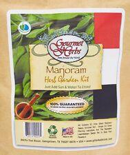 Gifts That Bloom, Marjoram Gourmet Herb Garden GroCan Blooms - Gift Grow Can