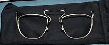 USGI Military Issue Uvex & XC Safety Glasses Prescription Insert 46-20 - New