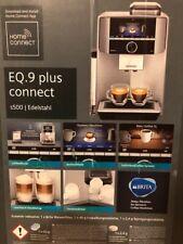 Siemens Ti9555x1de Eq.9 Plus Connect S500 Cafetière