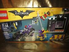 The Batman Movie Catwoman Catcycle- Chase LEGO Set 139pcs 70902 NEW