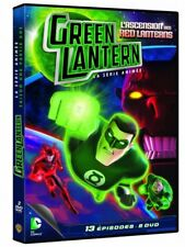 Green lantern L'ascension des red lanterns saison 1 partie 1 DVD NEUF