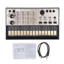 KORG VOLCA KEYS Analog Synthesizer Synth W/ Delay Effect Loop Sequencer D9H6