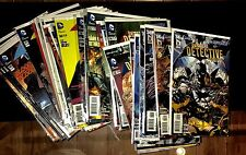 Detective comics 2-51 Batman Superman 1-32 Robin Boy Wonder New 52 collection