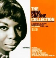 NINA SIMONE the collection 1959-1964 (2X CD album) EX/EX 7243 8 66116 2 8 jazz