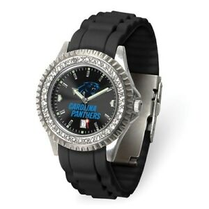 NFL Carolina Panthers Womens Sparkle Watch Style: XWL1230 $49.90