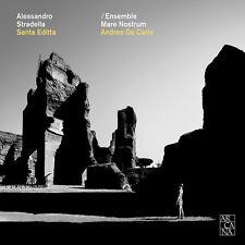 Stradella / Cangemi - Stradella: Santa Editta [New CD]