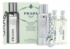 PRADA INFUSION D'IRIS GIFT SET 10ML EDP REFILLABLE + 2 X 10ML REFILLS - WOMEN'S