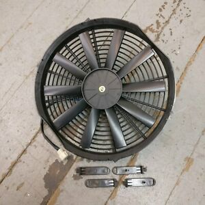 1938 Buick Limited Series 90 14 Inch Performance Radiator Fan black new cooling