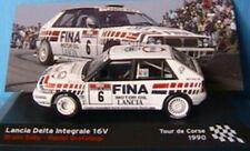 Lancia Delta Integrale 16v (1990) Corse 1 43 Saby