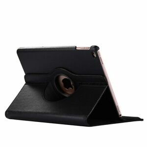 For iPad 7th Generation 10.2 inch 360 Rotating Leather Smart Stand Case Cover